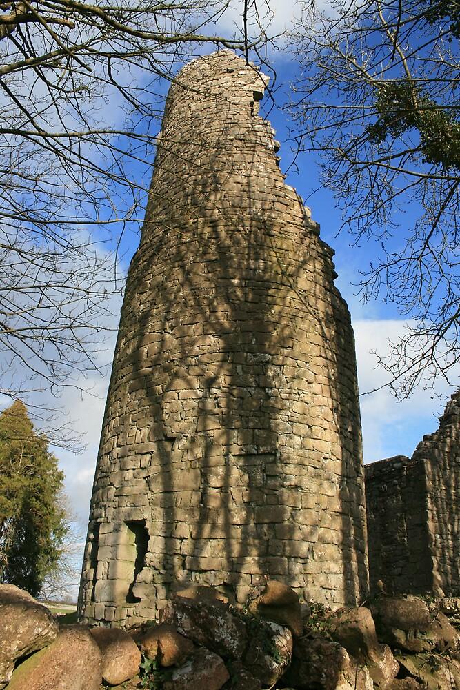 Dysart O Dea round tower by John Quinn