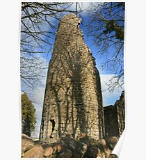 Dysart O Dea round tower Poster