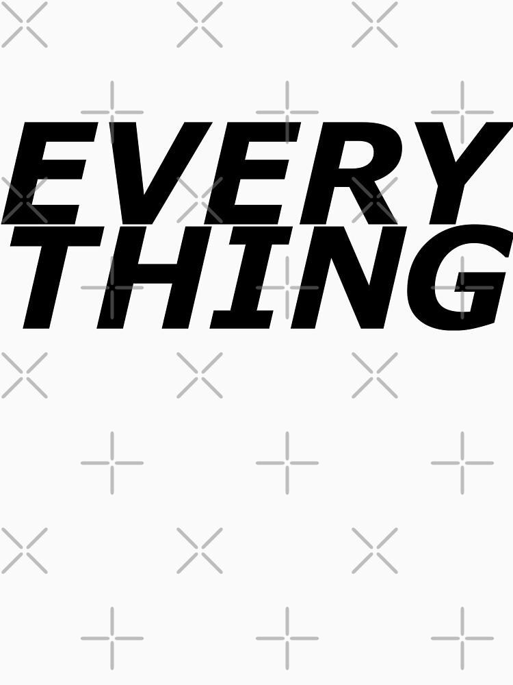 Every thing by InternSkye