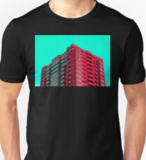 The Red Building T-Shirt