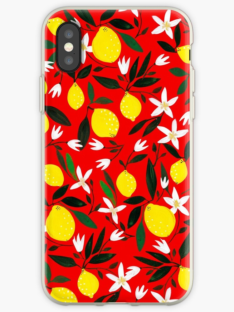 Lemons Red by Iisa Mönttinen