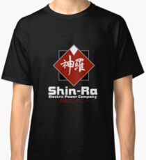 Shinra Electric Power Company : Inspired by Final Fantasy VII Classic T-Shirt