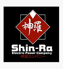 Shinra Electric Power Company : Inspired by Final Fantasy VII Photographic Print