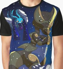 SN: Merry Christmas - Krookodile and Swablu Graphic T-Shirt