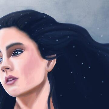 Snow queen by spectralstories