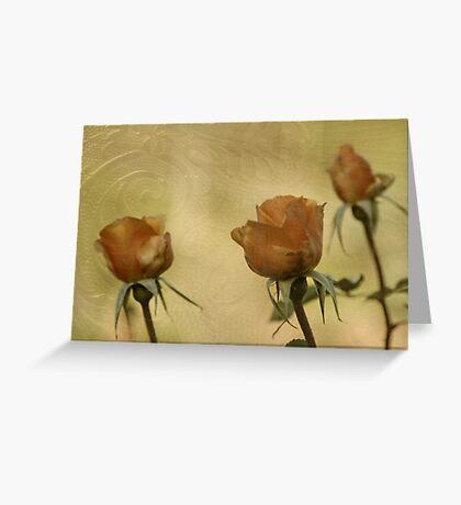 Memories of Love Greeting Card