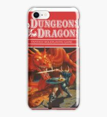 AD&D/Dungeons and Dragons Logo iPhone Case/Skin