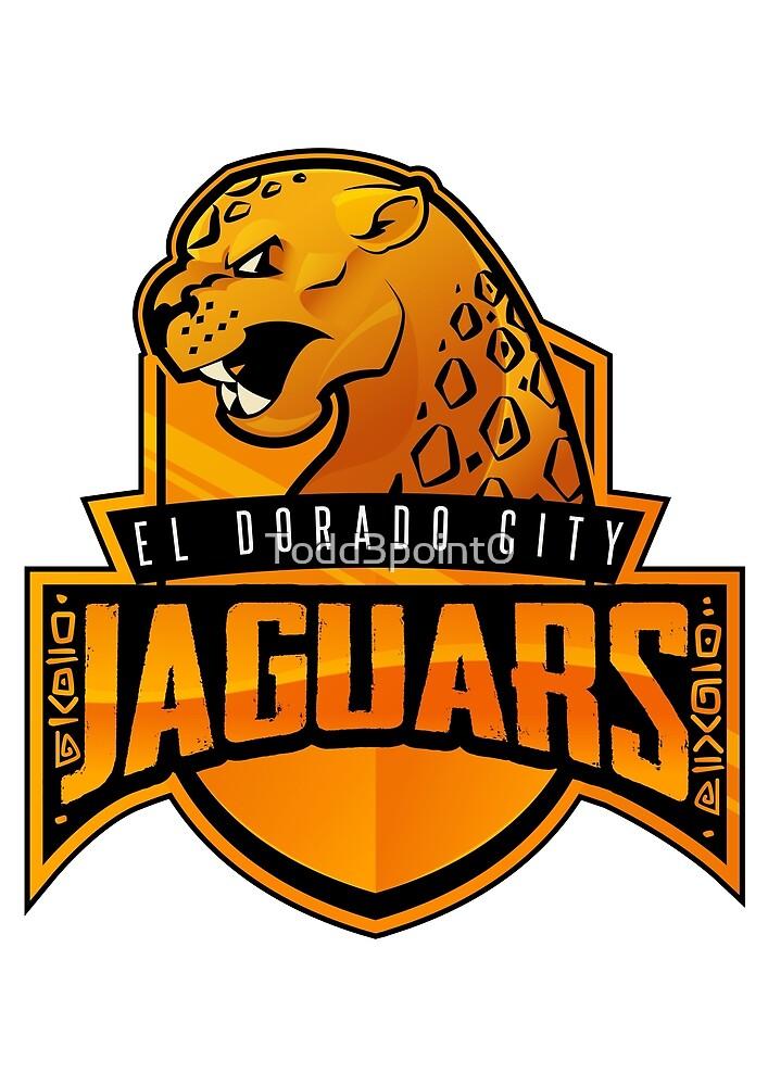 El Dorado City Jaguars by Todd3point0