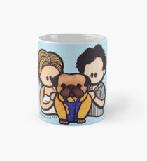 Bughead and Doug the Pug Mug
