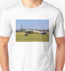 Spitfire F.Vb EP122 G-C ICSV T-Shirt