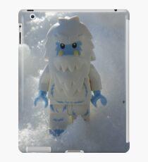 Yeti in the Snow iPad Case/Skin