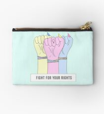 Fight for your rights Studio Pouch