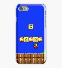 Alex Kidd in Mario World iPhone Case/Skin