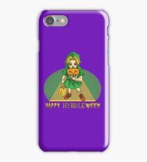 Happy Hyrule-ween! iPhone Case/Skin