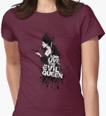 T H E - Q U E E N - I S - D E A D Women's Fitted T-Shirt
