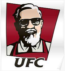 KFC - UFC Poster