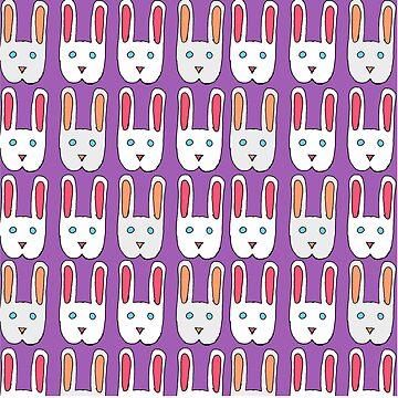 Bunnies II by ClaraFae