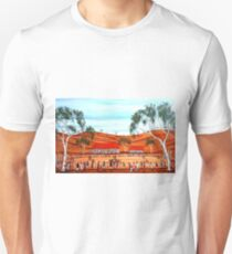 """""""Footy In The Outback"""" T-Shirt"""
