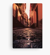 Streets of Spain - Magical Seville Canvas Print