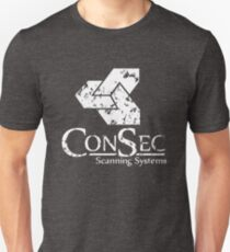 Scanners - Consec Scanning Systems T-Shirt