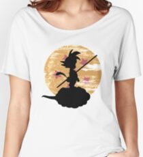 Dragon Ball Women's Relaxed Fit T-Shirt