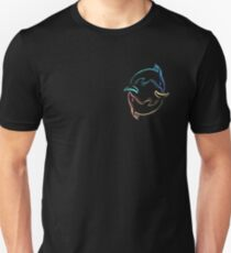 Dolphins logo design  T-Shirt