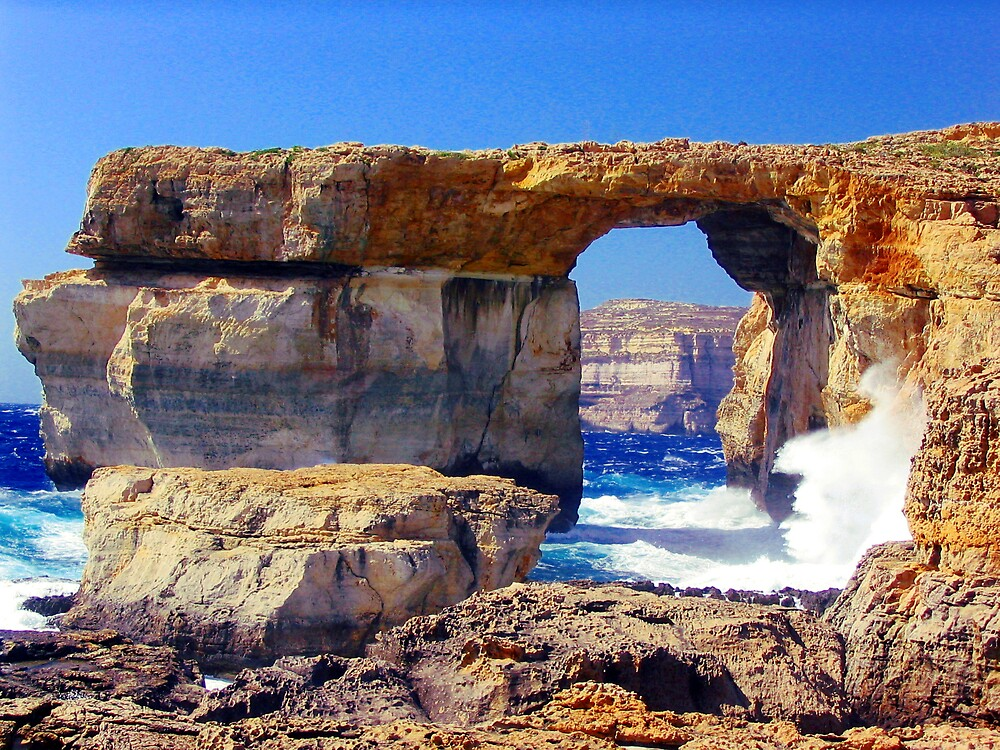 Azure Window by grumpydude