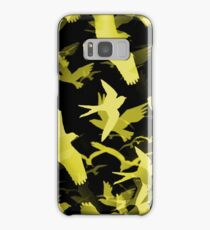 Yellow Birds Samsung Galaxy Case/Skin