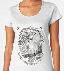rosy cheek Women's Premium T-Shirt