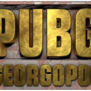 PUBG Player unknowns Battlegrounds georgopol by Delpieroo