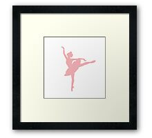 Quot Ballerina Pink Quot Throw Pillows By Xooxoo Redbubble