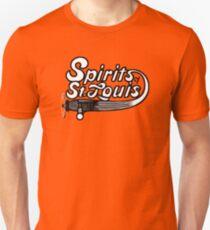 462dc3269 spirits of st louis Unisex T-Shirt