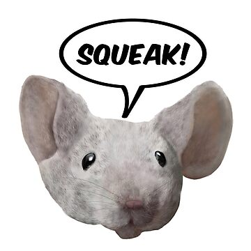 Squeak! Mouse by spectralstories