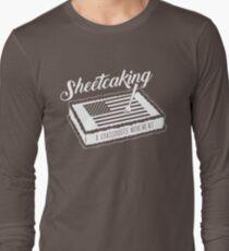 Sheetcaking a grass roots movement T-Shirt