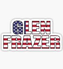 Glen Frazer Sticker