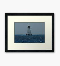 Tennessee Light Framed Print
