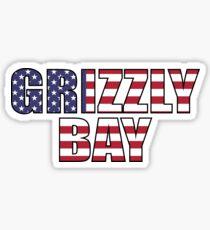Grizzly Bay Sticker