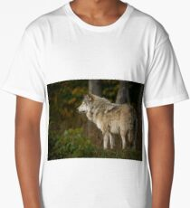 Timber Wolf Long T-Shirt