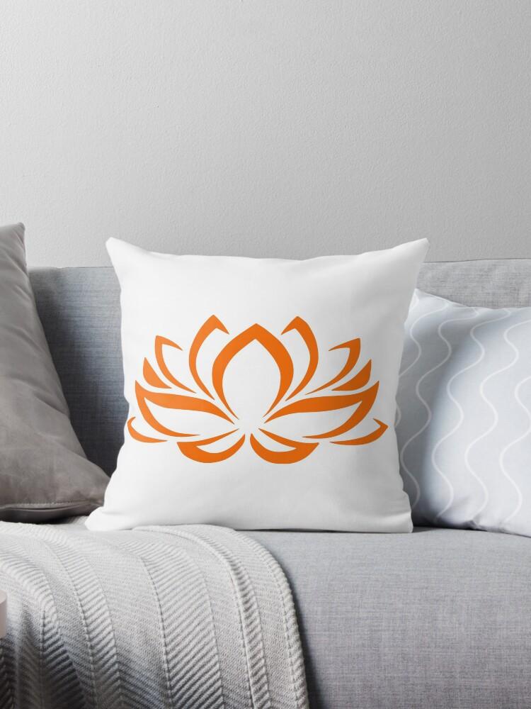The orange lotus by Alexandra Dahl