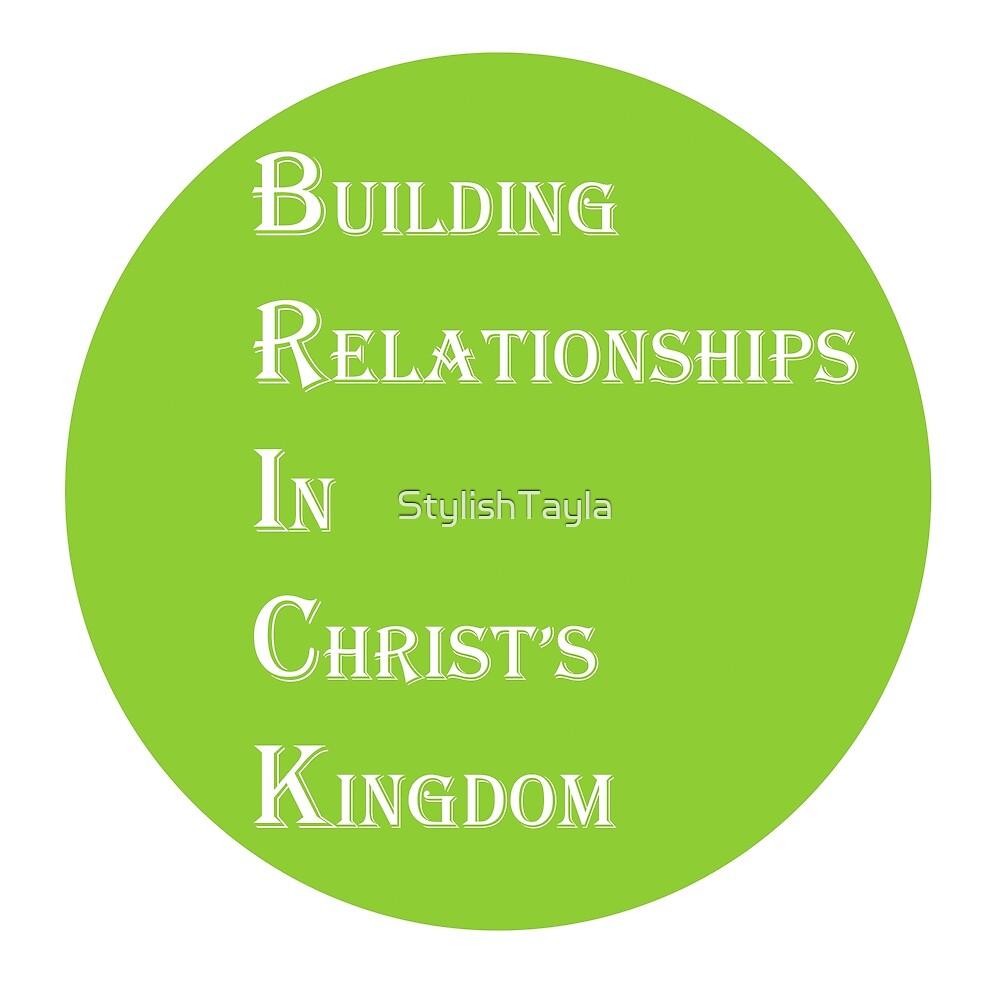 Follow Baptist Church- BRICKS Typography Design by Tayla Williams