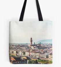 Panorama florence Tote Bag