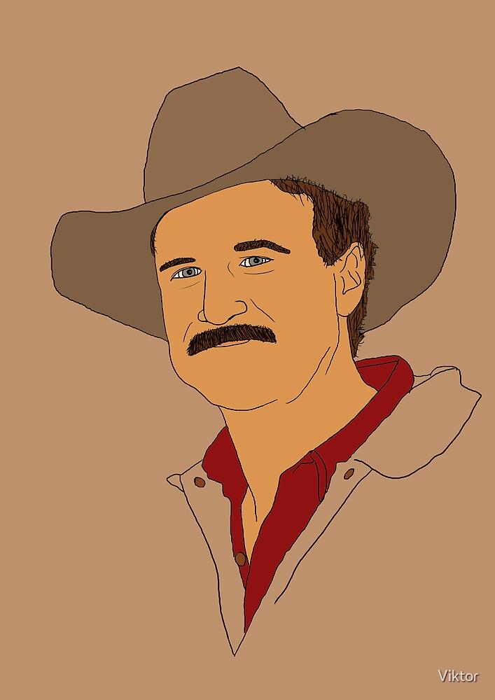 Cowboy by Viktor