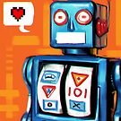Robots Need Love Too by Brad Collins