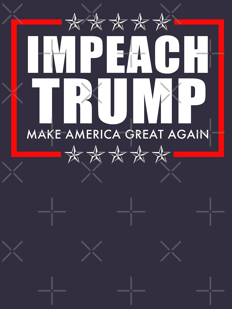 IMPEACH TRUMP MAGA by Thelittlelord
