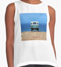 Take the Road Less Travelled Contrast Tank