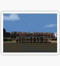 Thames Riverside Sticker