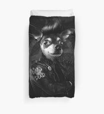 Bad Chihuahua! Duvet Cover