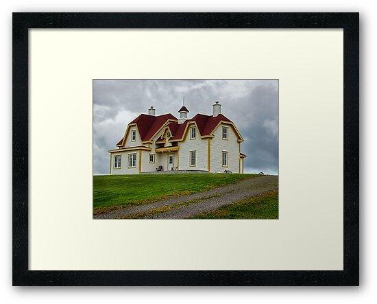 Dream house by Gino Caron