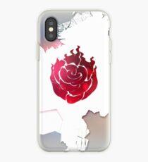 A Borken Rose iPhone Case