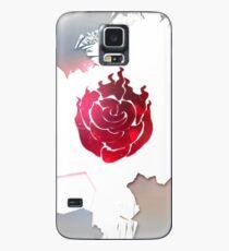 Funda/vinilo para Samsung Galaxy Una rosa Borken